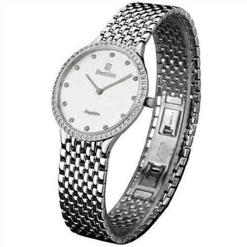 Đồng hồ nam siêu mỏng Bestdon (Mặt trắng (N1))-BD0008-1
