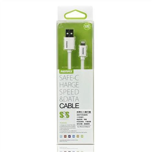 Cáp sạc Iphone 5 Remax dây lụa