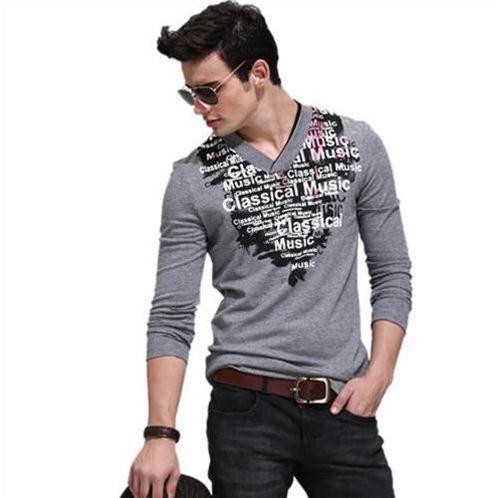 Áo Tshirt nam daì tay Phong Cách Cool Man