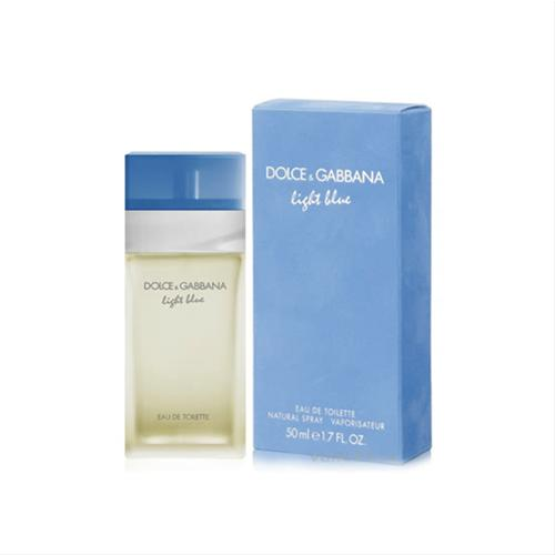 Nước hoa nữ Dolce & Gabbana Light Blue Eau de Toilette for Women 50 ml