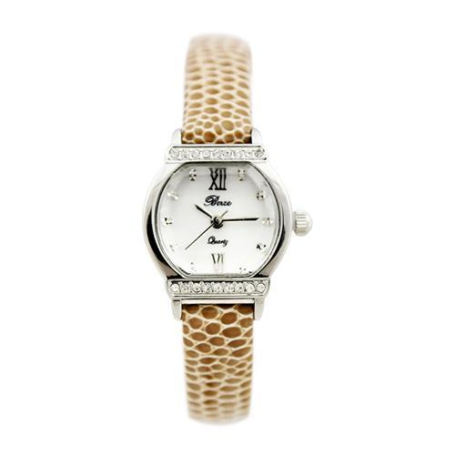 Đồng hồ nữ dây da Julius BP146L