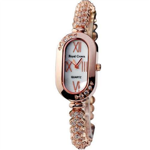 Đồng hồ hiệu nữ thời trang Royal Crown