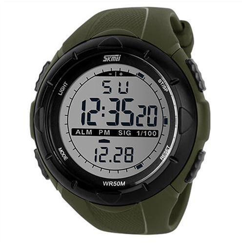Đồng hồ điện tử Skmei 1025 trẻ trung, cá tính