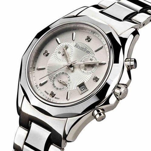 Đồng hồ cao cấp Bestdon Phong Cách Mạnh Mẽ  (Mặt trắng dây trắng (N1))-BD0004-1