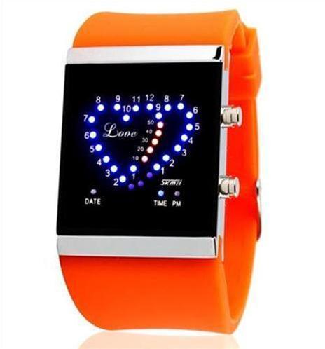 Đồng hồ LED Skmei SK – 0984 trái tim yêu thương
