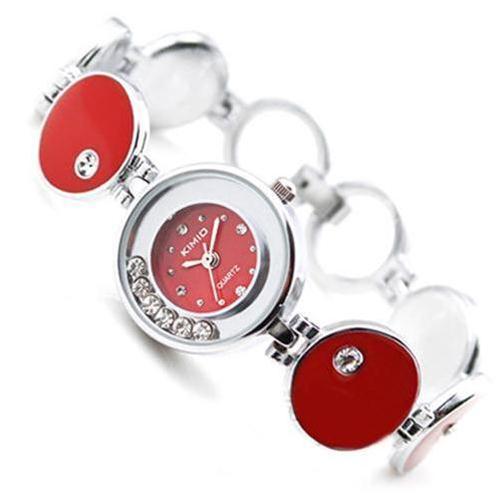 Đồng hồ nữ Kimio K32091L (Đỏ (N2))-WA00011-2