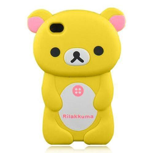 Vỏ Iphone 4/4S Gấu Rilakkuma