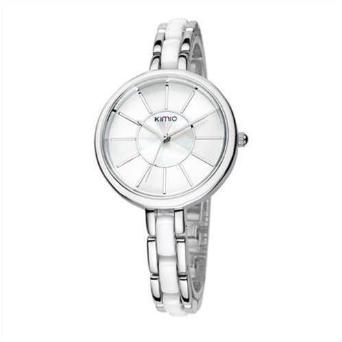 Đồng hồ nữ KIMIO K495M-S0101 mặt tròn