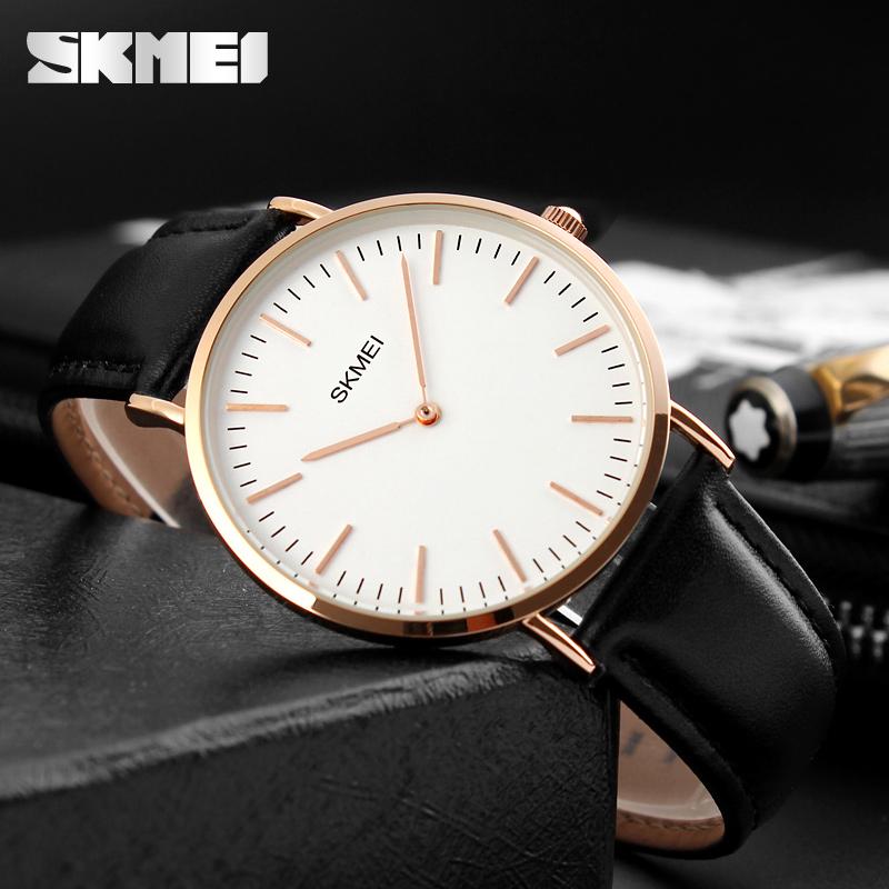 Đồng hồ Unisex Skmei Mininalism style Âu Mỹ