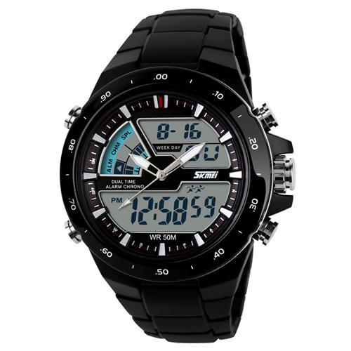 Đồng hồ điện tử Skmei 1016 đa chức năng