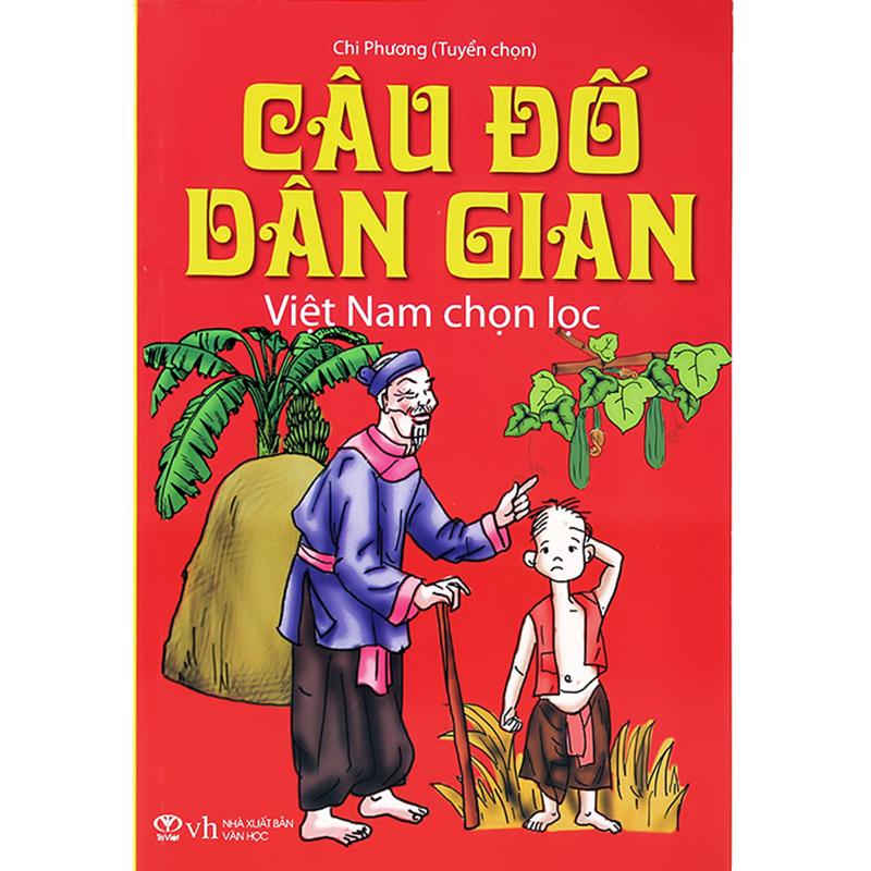 Câu đố dân gian Việt Nam chọn lọc