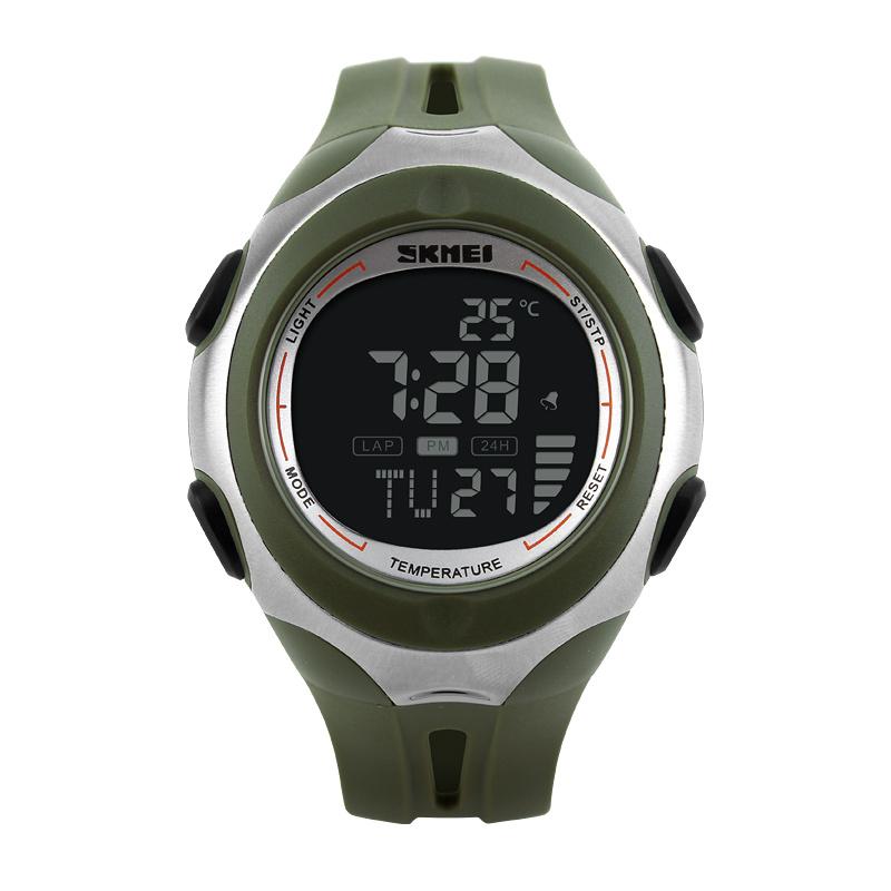 Đồng hồ nam đo nhiệt độ môi trường Skmei 1080