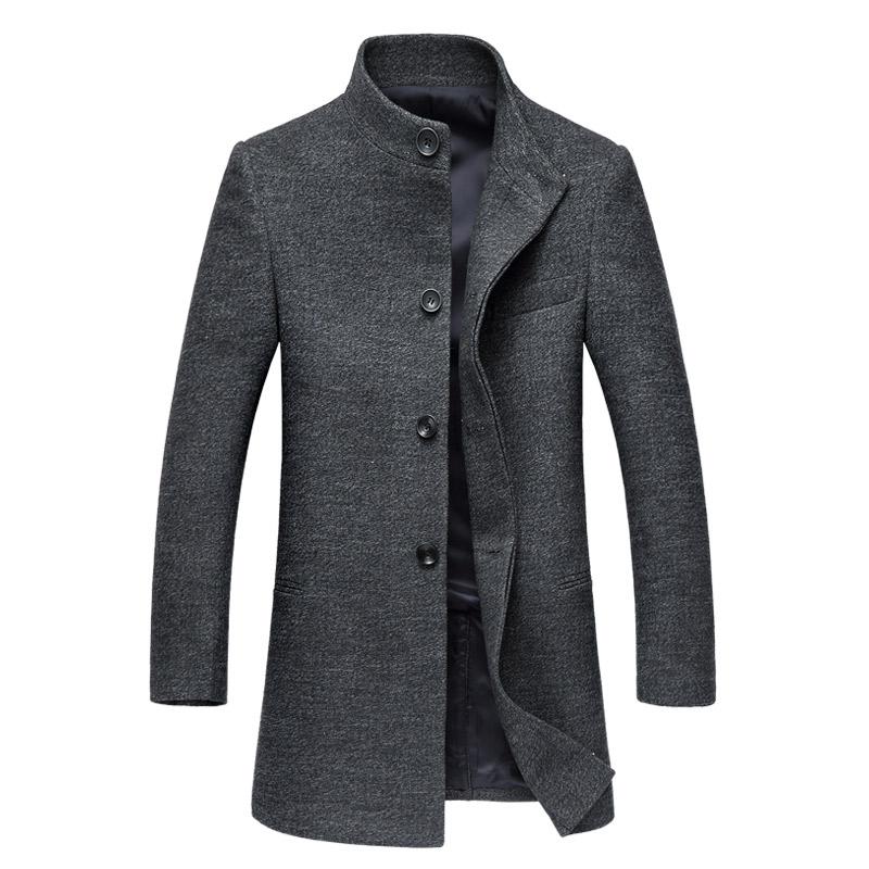 Áo khoác dạ lông cừu Top Coat style Hàn Quốc Kadapo