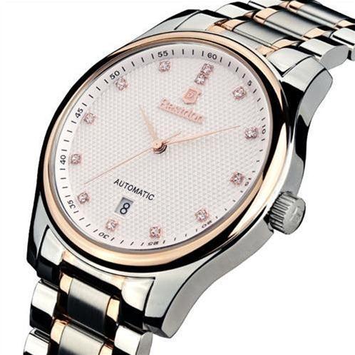Đồng hồ nam Bestdon 7101G gắn pha lê phong cách Thụy Sỹ