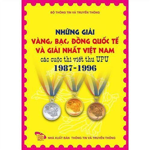 Những giải Vàng, Bạc, Đồng quốc tế và giải nhất Việt Nam