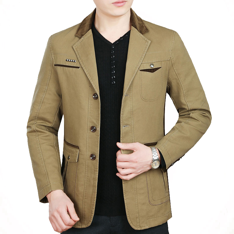 Áo jacket nam giả vest KSLPT style casual