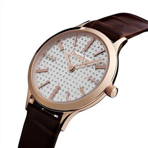 Đồng hồ nữ siêu mỏng hiệu Bestdon