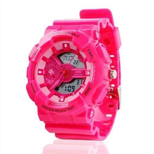 Đồng hồ điện tử Skmei SK – 0929 mặt nhựa