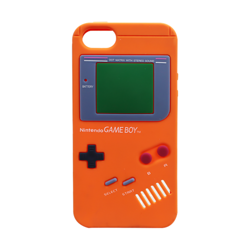 Vỏ Iphone 5/5s Game Boy