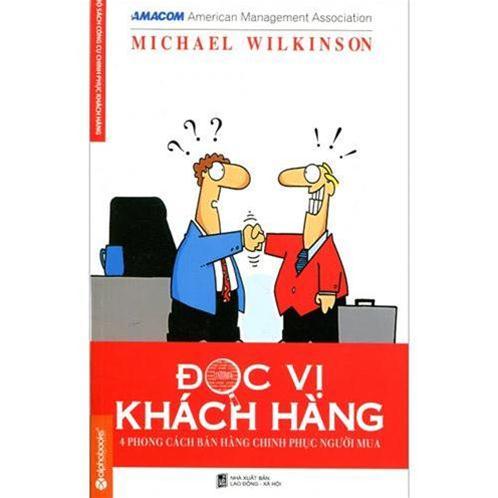 Đọc vị khách hàng - Michael Wilkinson