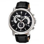Đồng hồ Casio Beside BEM-506L-1AVDF (Đen, dây da đen (N1))-CA0002-1