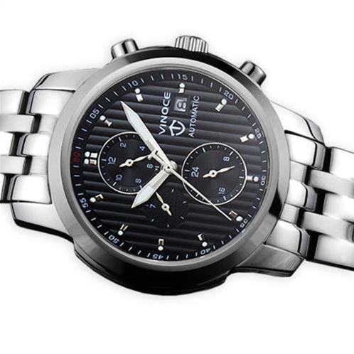 Đồng hồ cơ nam Vinoce V633229L tinh xảo