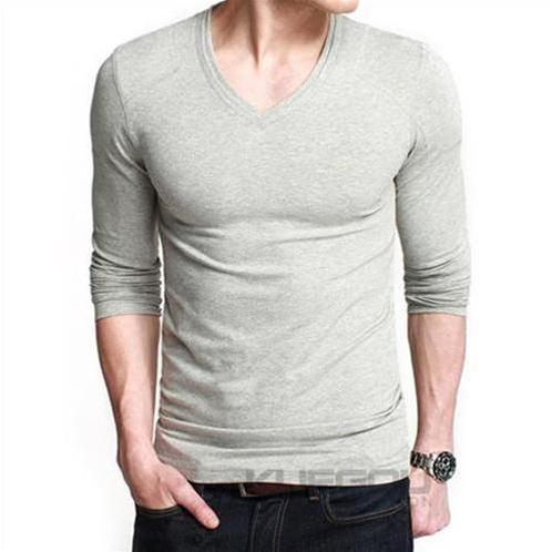 Áo thun nam dài tay K-Jeans ST-616