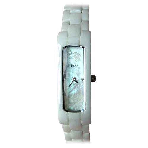 Đồng hồ nữ lắc tay mặt chữ nhật mới Pinch L08