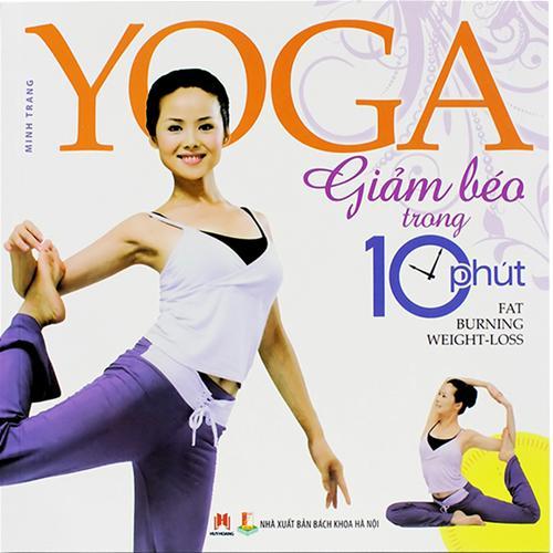 Yoga giảm béo trong 10 phút