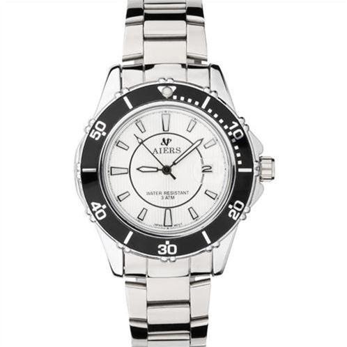 Đồng hồ nam Aiers B127G kim dạ quang