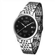Đồng hồ nam Olevs Romantic L41 (Đen dây kim loại (N2))