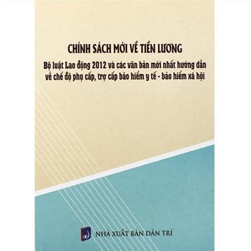 Chính sách mới về tiền lương - Bộ luật Lao động 2012 và các văn bản mới nhất hướng dẫn về chế độ Phụ cấp, trợ cấp Bảo hiểm y tế - Bảo hiểm xã hội