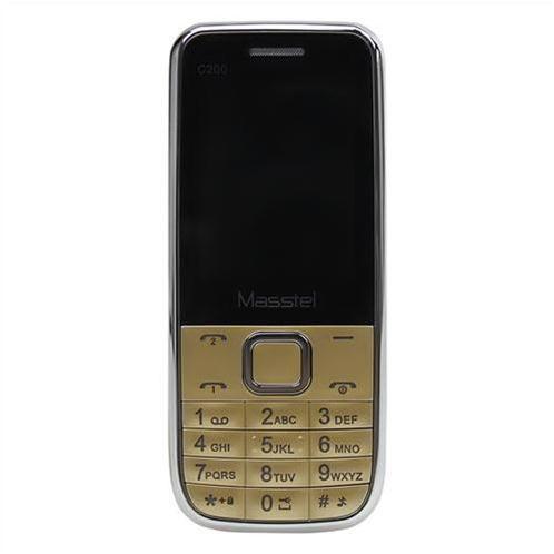 Điện thoại Masstel C200  (tặng kèm sim Viettel)