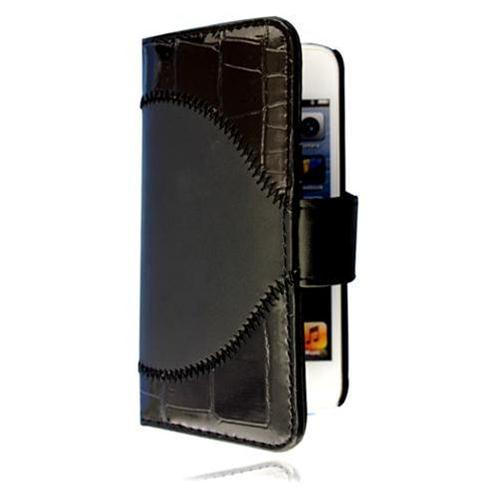 Ví da cao cấp Iphone 5 New Croco