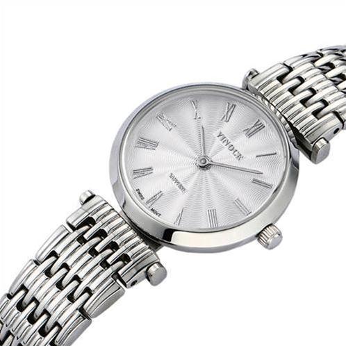 Đồng hồ nữ Vinoce 8369-L mốc giờ La Mã