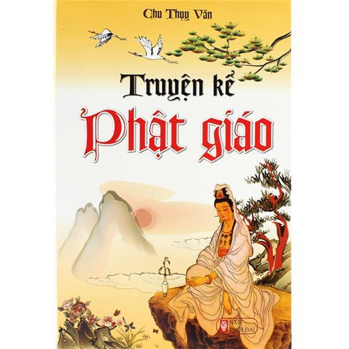 Truyện kể Phật giáo (Bìa vàng)