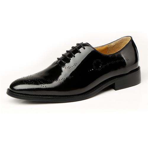 Giày da nam VANGOSEDUN VG6010 mặt trạm trổ