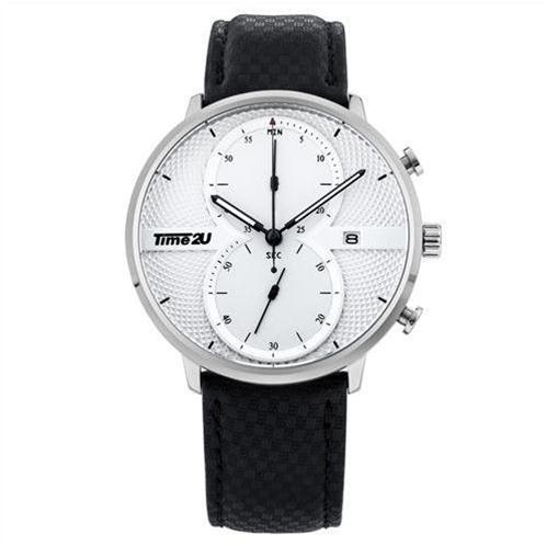 Đồng hồ nam Time2U 91-18979 - mặt số 8