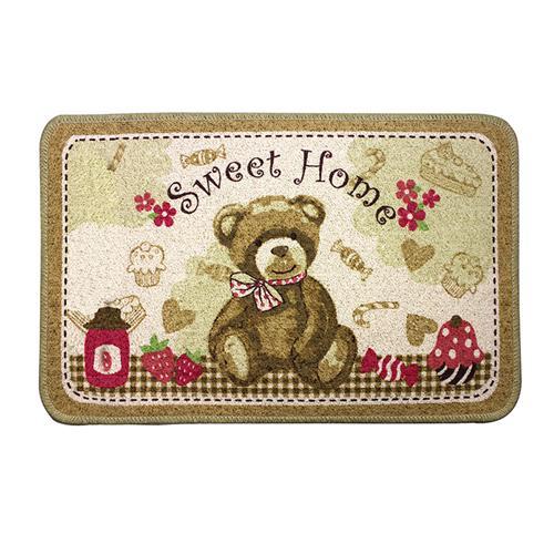 Thảm chùi chân Sweet home bộ 3 (chiếc)