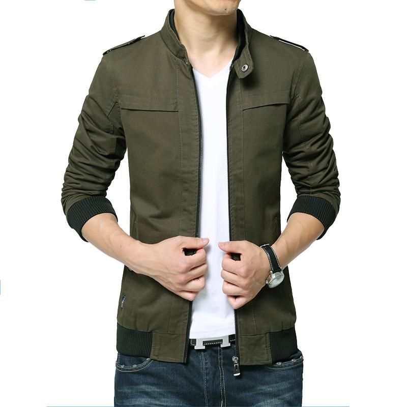 Áo Kaki Jacket nam GF phong cách thể thao