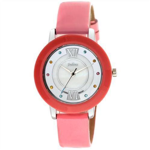 Đồng hồ nữ Vòng tròn màu sắc Julius JA-674