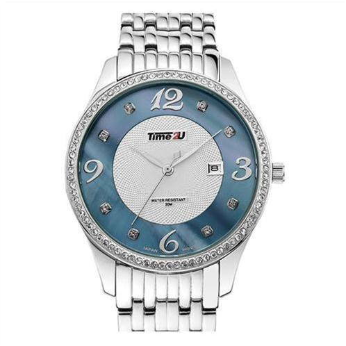 Đồng hồ nam Time2U Phong Cách Sành Điệu