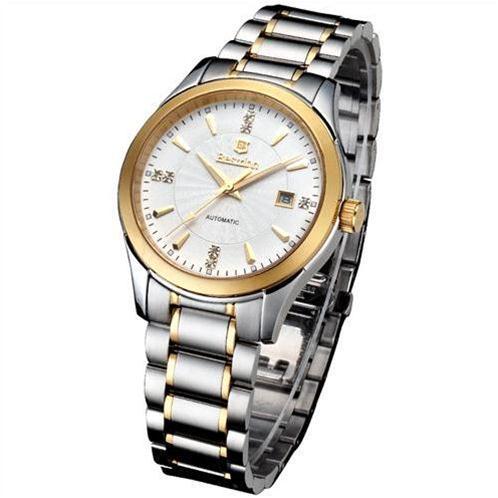 Đồng hồ nam cơ tự động Bestdon BD7726GVGS