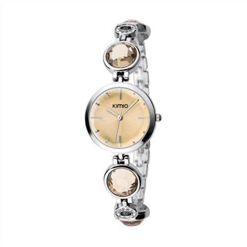 Đồng hồ KIMIO vòng tay sắc màu thời trang