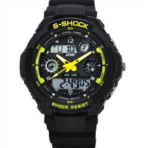 Đồng hồ thể thao S-Shock SK-0931 độc đáo