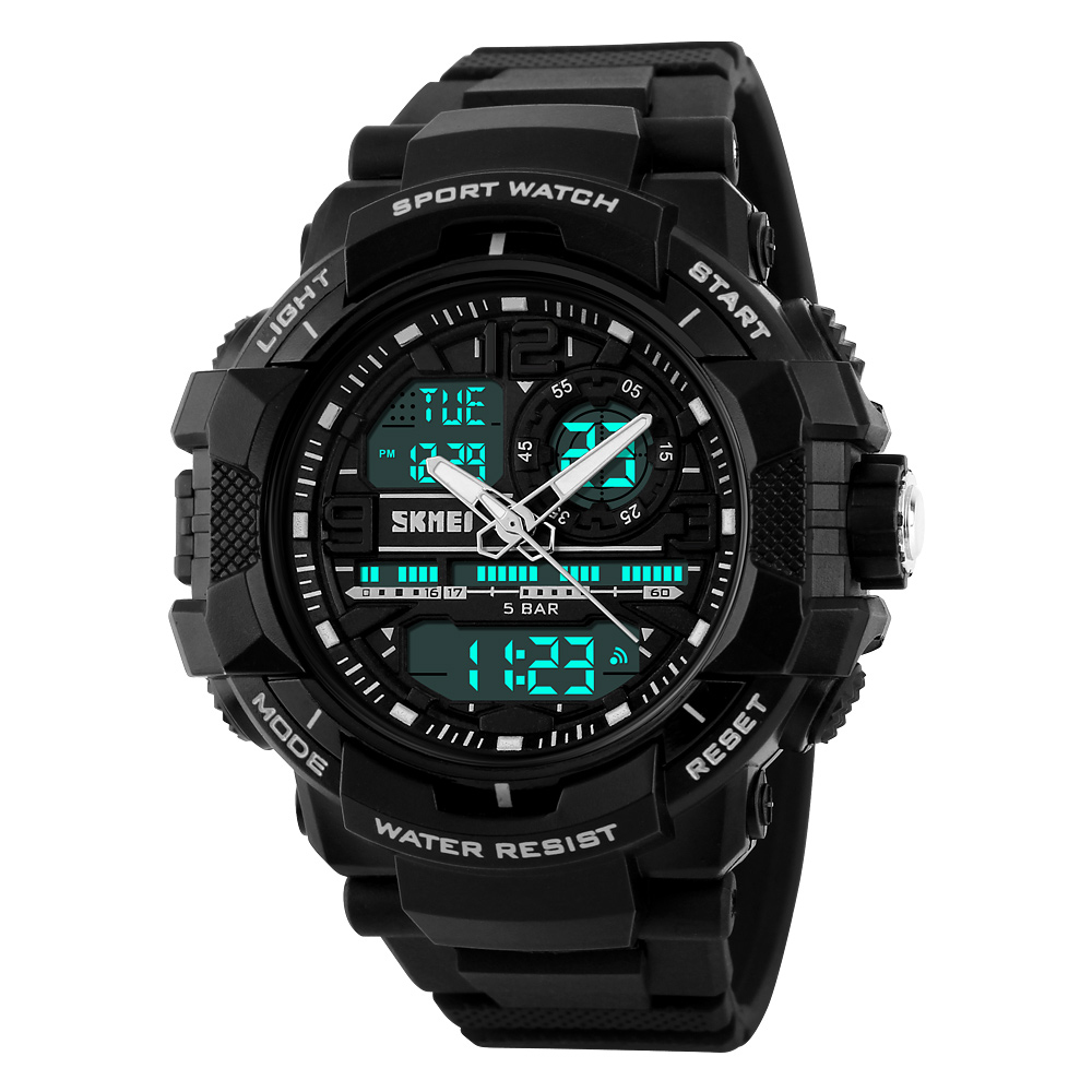 Đồng hồ điện tử thể thao nam Skmei water resist