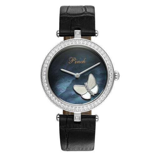 Đồng hồ nữ kiểu 2 kim Pinch L9510 tinh xảo