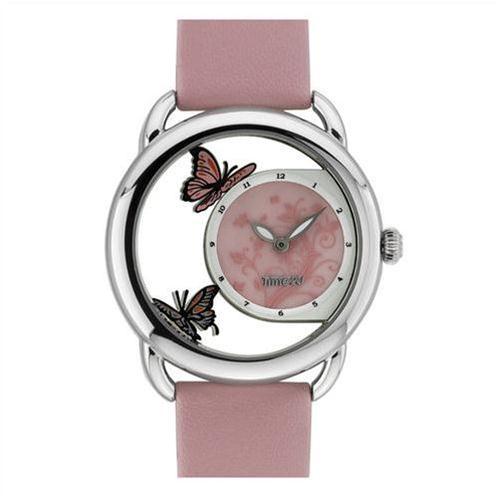 Đồng hồ nữ thời trang Time2U Mặt hình bướm