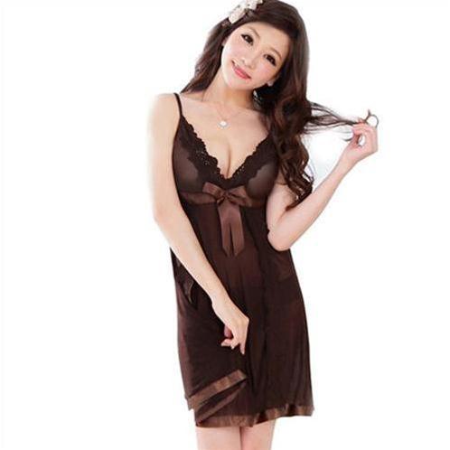 Váy ngủ nữ mùa hè dễ thương Hamuse