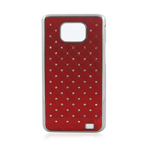 Vỏ Samsung Galaxy S2 Kim Cương kiểu 2
